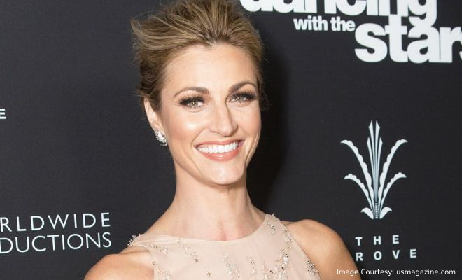Erin Andrews Diet and Workout