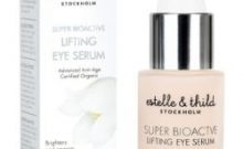 Estelle & Thild Super Bioactive Lifting Eye Serum Review : Ingredients, Side Effects, Detailed Review And More.