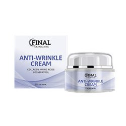 Final Skincare Anti Wrinkle Cream