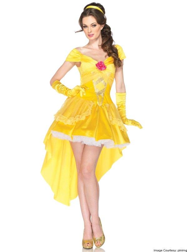 Halloween Disney Princess costume