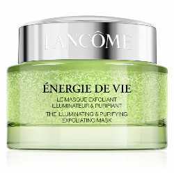 Lancome Energie De Vie Exfoliating Mask Review