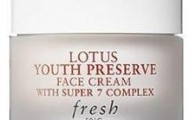 Fresh Lotus Youth Preserve Face Cream with Super 7 Complex Review: Is It Safe And Effective?