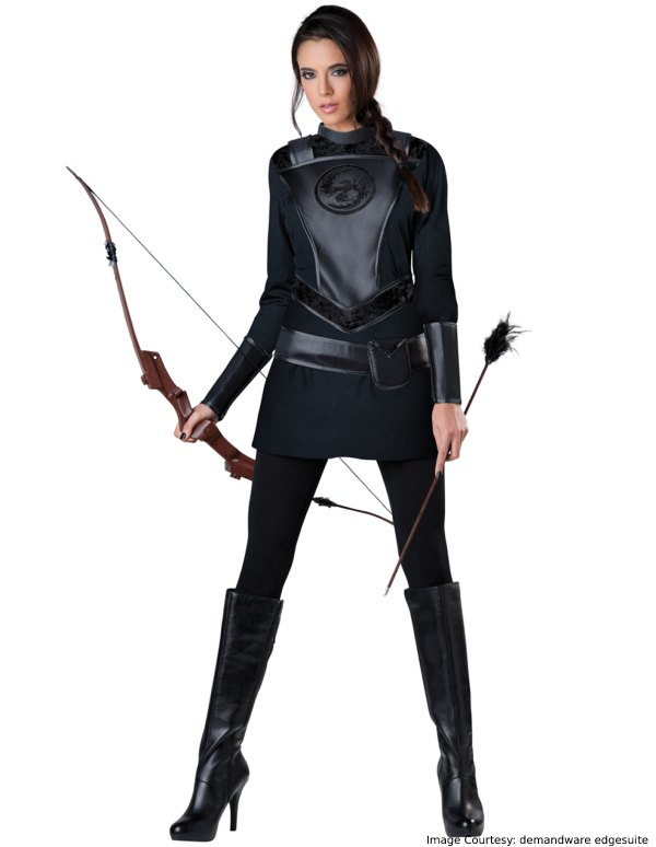 Mockingjay halloween outfit