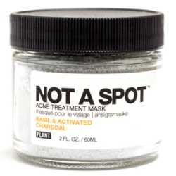 Plant Not A Spot Acne Treatment Mask Review