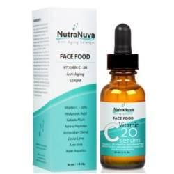 NutraNuva Face Food Review