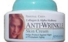 Personal Care Anti-Wrinkle Skincare Cream Review