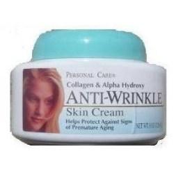 Personal Care Anti-Wrinkle Skincare Cream