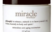 Philosophy Miracle Worker Miraculous Anti Aging Moisturizer Review: Is It Safe And Effective?