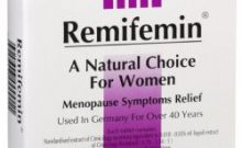 Remifemin Review: Should You Buy This Menopause Supplement ?