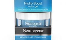 Neutrogena Hydro Boost Water Gel  Review: Is This  Moisturizer Safe To Use?
