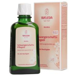 Weleda Stretch Mark Massage Oil Review