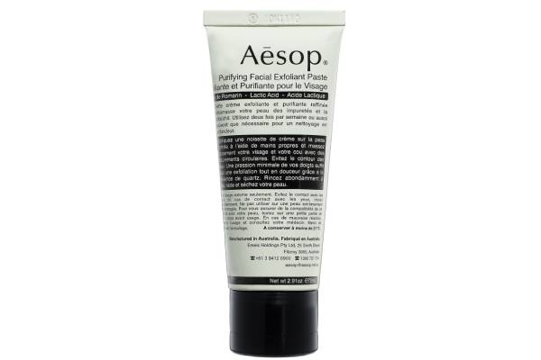 Aesop Purifying Facial Exfoliant Paste Review