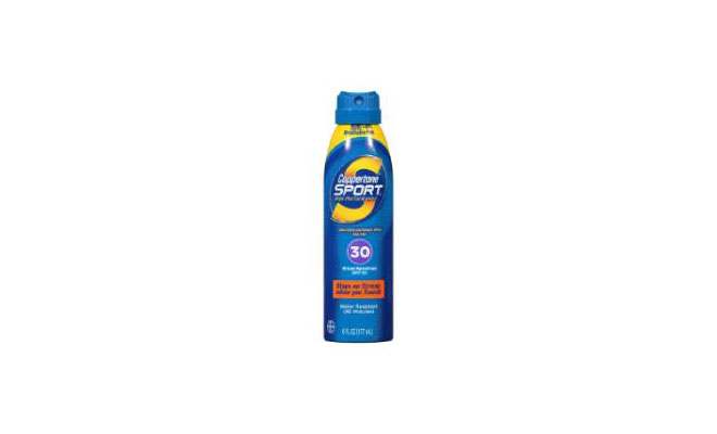 coppertone sunscreen spray