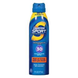 Coppertone SPORT Continuous Sunscreen Spray