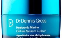 Dr. Dennis Gross Skincare Hyaluronic Marine Oil-Free Moisture Cushion Review: Is This moisturizer Safe To Use?
