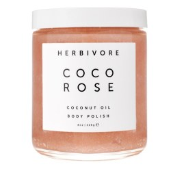 Herbivore Coco Rose Coconut Oil Body Polish