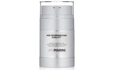 Jan Marini Skin Research Age Intervention Duality Review: Does This  Acne Cream Really Work?