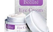 Luxe Beaute Eye Cream Review : Ingredients, Side Effects, Detailed Review And More.