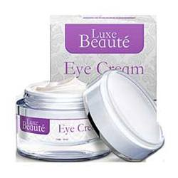 Luxe Beaute Eye Cream Review