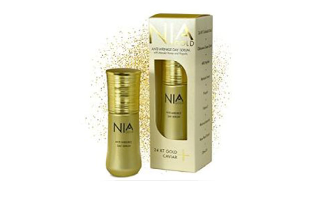 Nia Gold Anti Wrinkle Serum