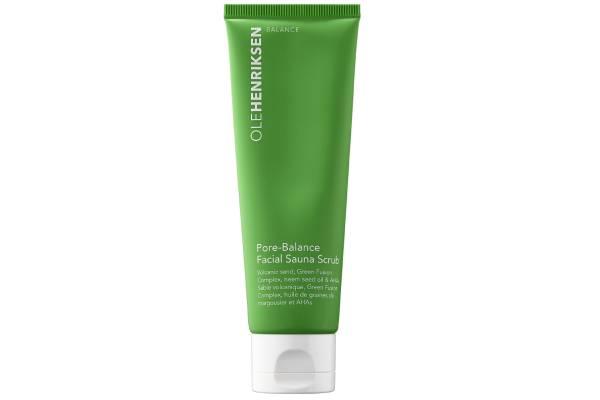 Ole Henriksen Pore Balance Facial Sauna Scrub Review
