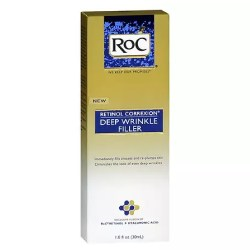 ROC Retinol Correxion Deep Wrinkle Filler Review