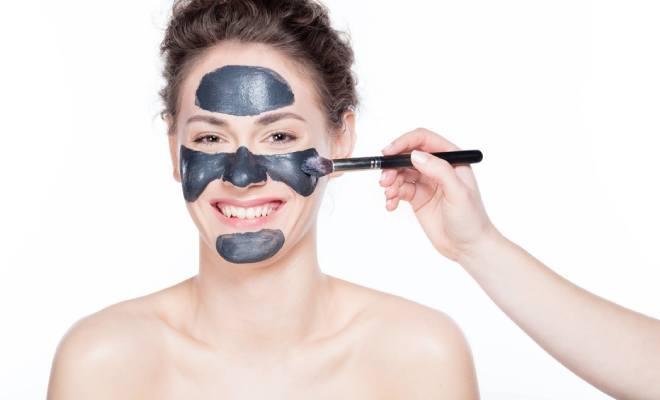 Saranghae Pore Refining Charcoal Mask