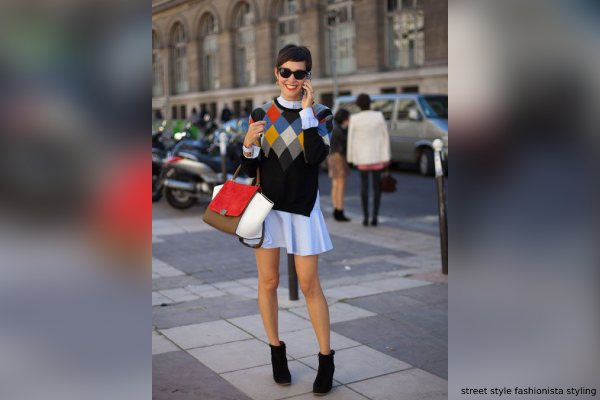 Street Style Fashionista Styling