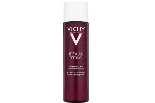 Vichy Idealia Peeling Exfoliator Review