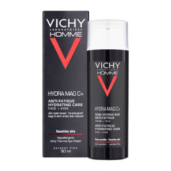 Vichy Mag C+ Face Moisturizer Review