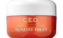 Sunday Riley C.E.O. C + E Antioxidant Protect + Repair Moisturizer Review: Ingredients, Side Effects, Customer Reviews And More