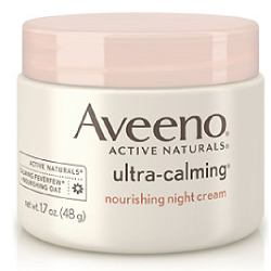 Aveeno Ultra Calming Night Cream Review