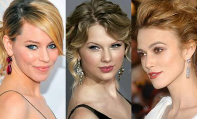 16 Christmas Party Updos Inspired By Your Favourite Celebrities