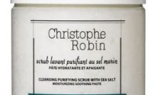 CHRISTOPHE ROBIN Cleansing Purifying Scrub with Sea Salt Review: