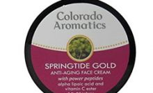 Springtide Gold Anti-Aging Face Cream Review: Ingredients, Side Effects, Detailed Reviews And More.