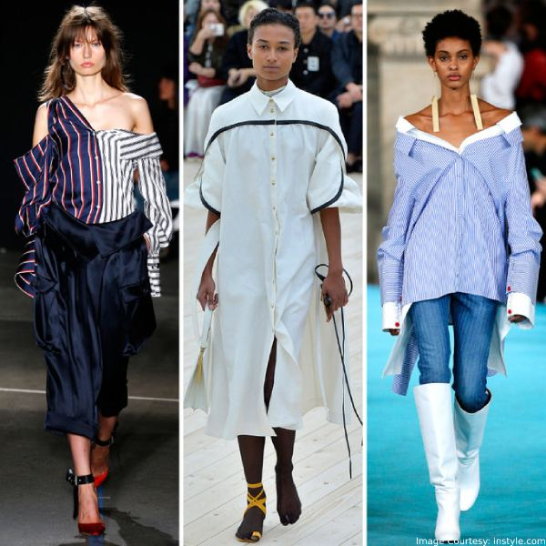 Deconstructed Shirts Trend 2