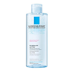 la roche-posay cleansing water and makeup remover