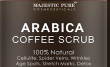 Majestic pure Arabica Coffee Scrub Review : Ingredients, Side Effects, Detailed Review And More.