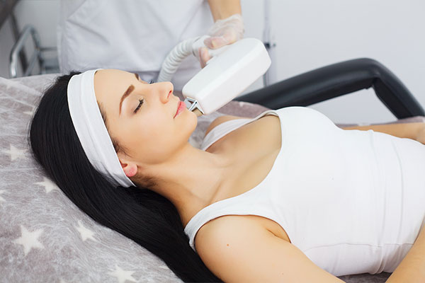 Mechanical Resurfacing Face Rejuvenation Treatment