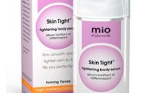 Mio Fit for skin life Skin Tight Tightening Body Serum (100ml) Review:Ingredients, Side Effects, Detailed Review And More.