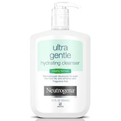 Neutrogena Ultra Gentle Hydrating Cleanser Review