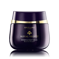 Oriflame Royal Velvet Repairing Night Cream