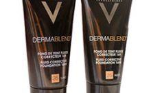 Vichy Dermafinish Foundation Makeup Review: Is This Foundation Safe To Use?