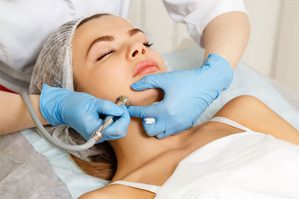 what is dermabrasion and microdermabrasion face rejuvenation treatment