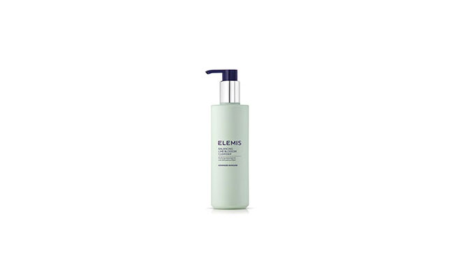 ELEMIS_Balancing_Lime_Blossom_Cleanser