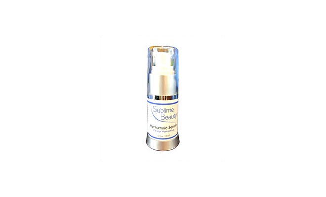 Sublime Beauty Hyaluronic Serum