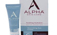 Alpha Skin Care Nourishing Eye Cream Review: Ingredients, Side Effects, Detailed Review And More