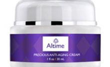 Altime Anti-Aging Cream Review: Should You Buy This Anti-Aging Cream?