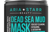 Aria Starr Beauty Natural Dead Sea Mud Mask Review: Ingredients, Side Effects, And More .