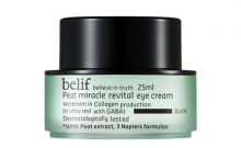 BELIF Peat Miracle Revital Cream Review: Ingredients, Side Effects, Customer Reviews And More.